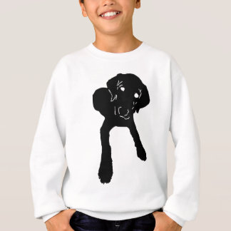 Puppy Down Sweatshirt
