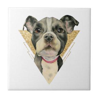 Puppy Eyes 3 Tile