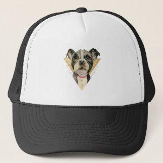 Puppy Eyes 3 Trucker Hat