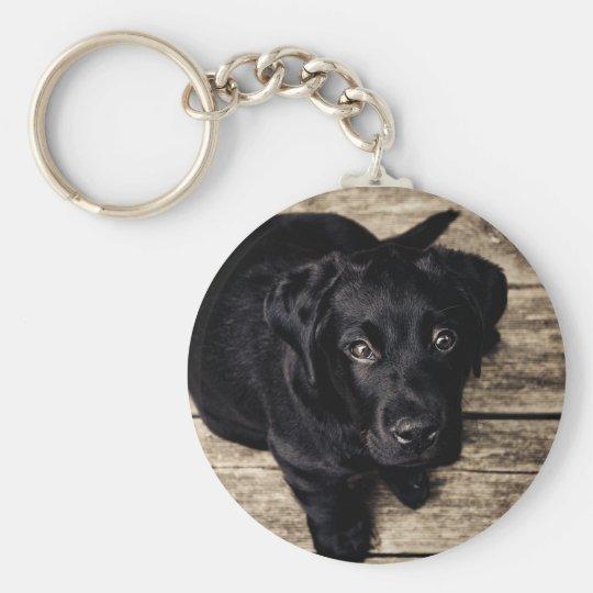 Puppy Eyes Keychain