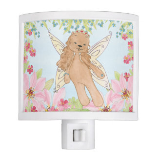 Puppy Fairy dog Night Lights