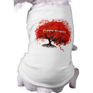Puppy Hugs Pet T Shirt