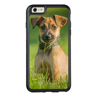 Puppy In The Grass OtterBox iPhone 6/6s Plus Case
