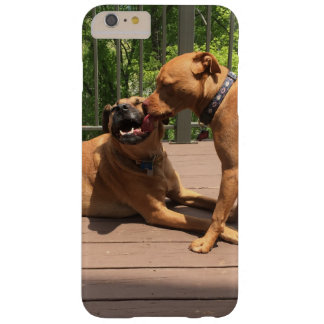 Puppy Kisses Barely There iPhone 6 Plus Case