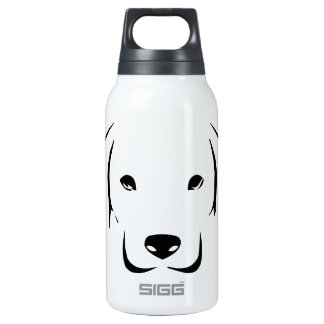 Puppy Labrador Insulated Water Bottle