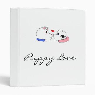 Puppy Love Binder
