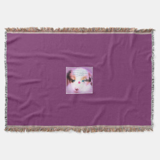 Puppy Love Blanket Throw Blanket