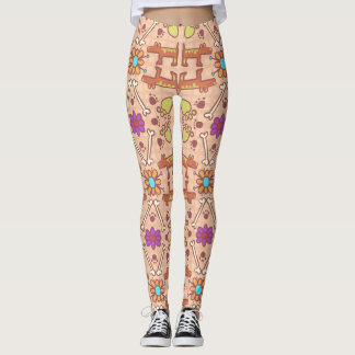 Puppy Love Bones & Cute designs Leggings