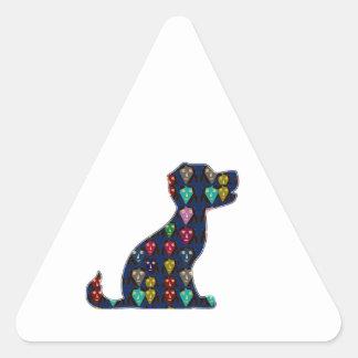 PUPPY LOVE dog pet animal NVN96 NavinJOSHI FUN Stickers