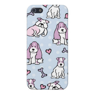 Puppy Love Speck Case Cover For iPhone 5/5S