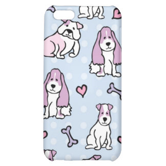 Puppy Love Speck Case iPhone 5C Covers