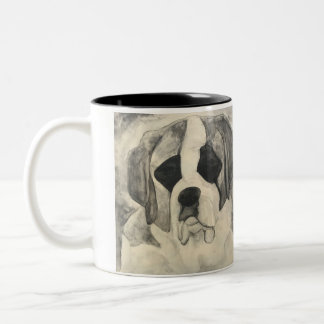 Puppy Love St. Bernard Mug