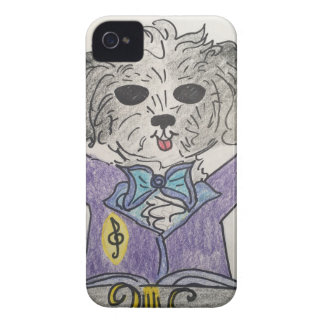 Puppy Maestro Case-Mate iPhone 4 Cases