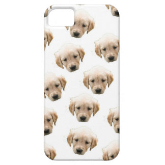 puppy pattern iPhone 5 cover