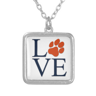 Puppy Paw Love Necklace