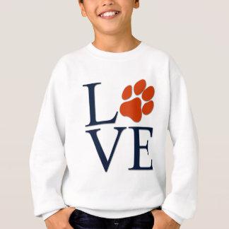 Puppy Paw Love Sweatshirt