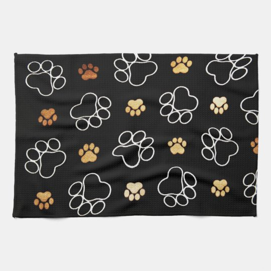 Puppy Paws Towel