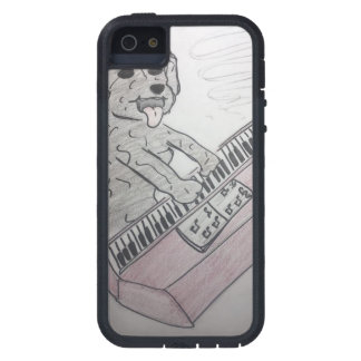 puppy piano case for the iPhone 5