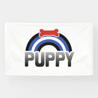 Puppy Play Pride Banner
