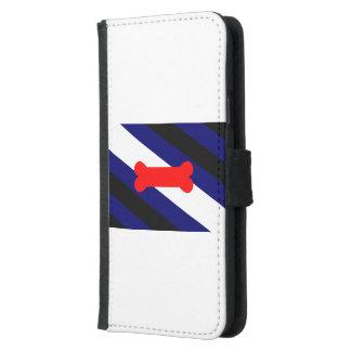 Puppy Play Pride Flag Galaxy S5 Wallet Case