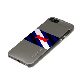 Puppy Play Pride Flag iPhone 5/5s Feather® Metal Incipio Feather® Shine iPhone 5 Case