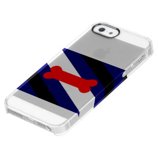 Puppy Play Pride Flag iPhone SE +iPhone 5/5s Case