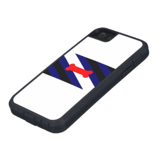Puppy Play Pride Flag iPhone SE +iPhone 5/5S Tough iPhone 5 Covers