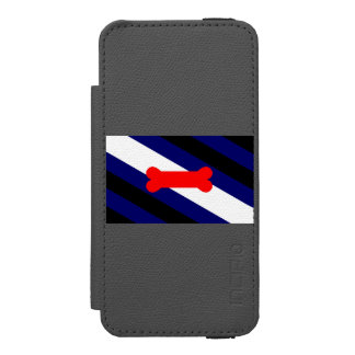 Puppy Play Pride Flag iPhoneSE+iPhone 5/5s Wallet Incipio Watson™ iPhone 5 Wallet Case