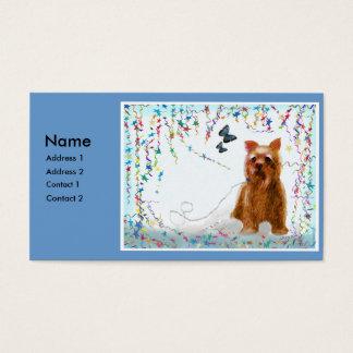 Puppy Profile Card