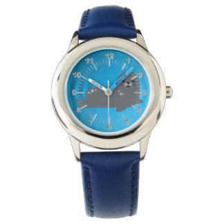 Puppy seal wrist watches