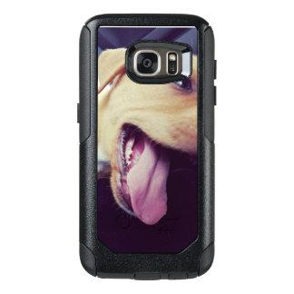 Puppy smile OtterBox samsung galaxy s7 case