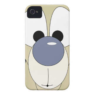 Puppy Surprise Blackberry Bold Barely There Case Case-Mate iPhone 4 Case