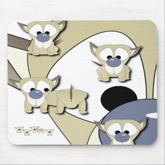 Puppy Surprise Mouse Pad