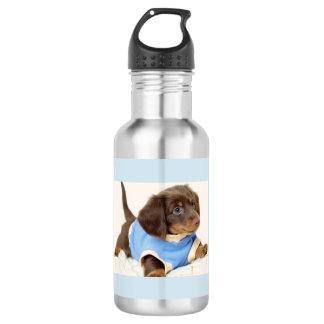 puppy water bottle