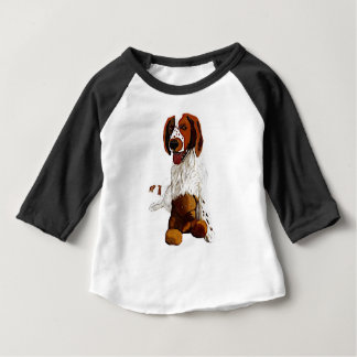 puppy with teddy baby T-Shirt