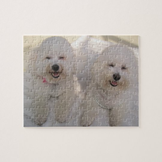 Pups Just Wanna Have Fun! -puzzle Jigsaw Puzzle