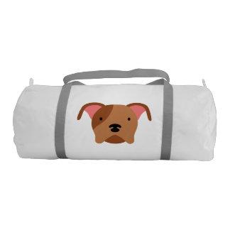 Pups Rule! Cute Puppy Dog. Gym Bag