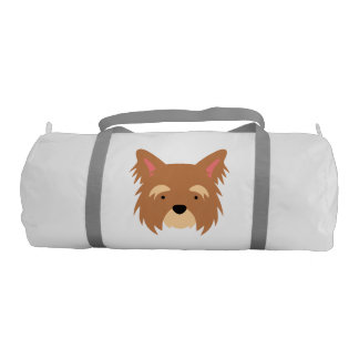 Pups Rule! Cute Puppy Dog. Gym Bag