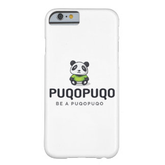 Puqopuqo mobile phone wrapping your companion for barely there iPhone 6 case