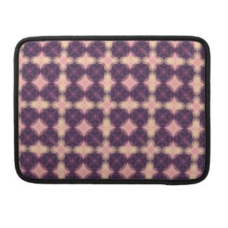PUR-polarize Kaleidoscope Pattern Sleeve For MacBooks