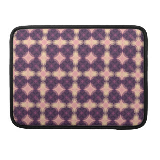 PUR-polarize Kaleidoscope Pattern Sleeves For MacBook Pro
