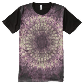 PUR-polarize Mandala All-Over-Print T-Shirt