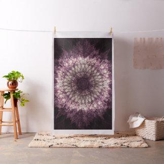 PUR-polarize Mandala Fabric