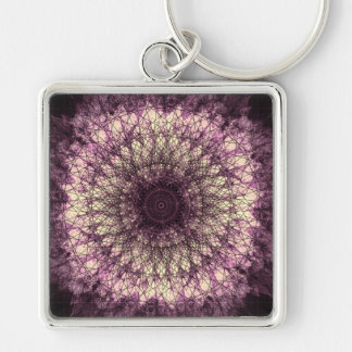 PUR-polarize Mandala Keychain