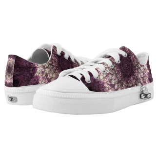 PUR-polarize Mandala Low-Top Sneakers