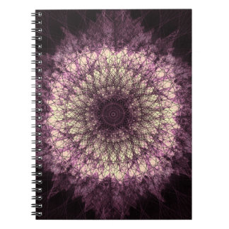PUR-polarize Mandala Notebook