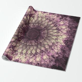PUR-polarize Mandala Wrapping Paper