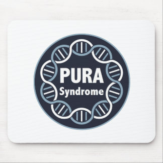 PURA logo mouse pad