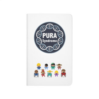 PURA logo notebook small