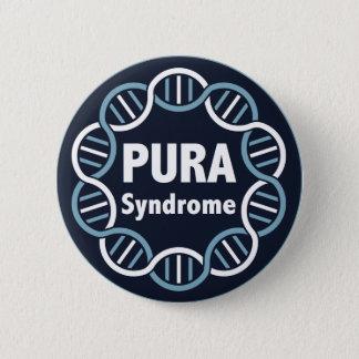 PURA logo Pinback Button